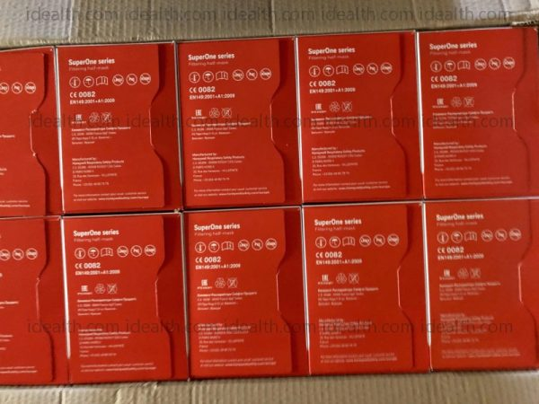 SUPERONE 3206 Face Mask 200Pack