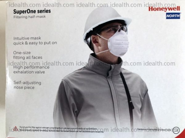 SUPERONE 3206 Face Mask Pack