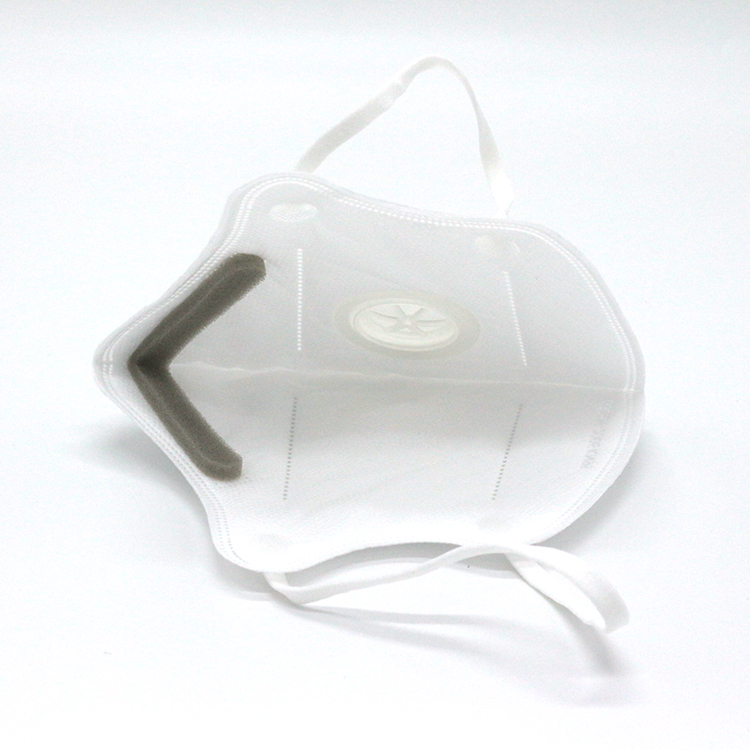 N95 Particulate Respirator Mask with Breathing Valve (10 Pack)