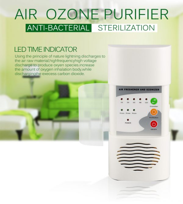 Air Ozonizer Air Purifier Home Deodorizer