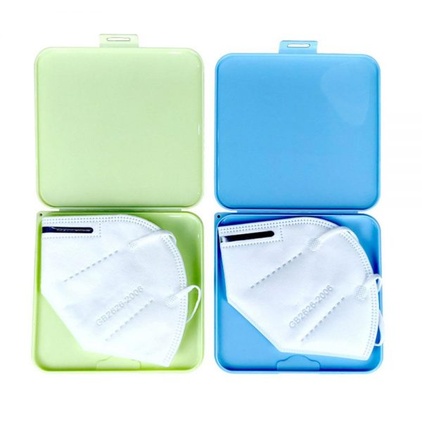 Moisture-Proof Face Mask Case